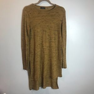 Zara Knit Long tunic Top/Dress